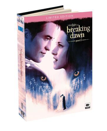 Twilight Saga (The) - Breaking Dawn Parte 1 Digibook (2 Dvd)