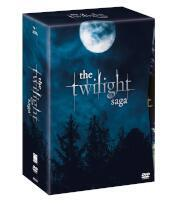 Twilight Saga (The) Exclusive Collection (5 Dvd)