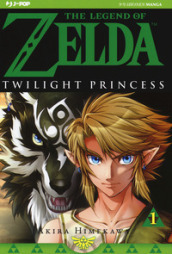 Twilight princess. The legend of Zelda. 1.