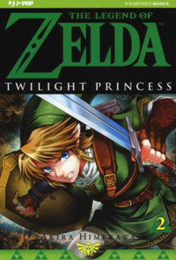 Twilight princess. The legend of Zelda. 2. - Akira Himekawa  