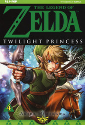 Twilight princess. The legend of Zelda. 4.