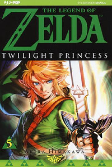 Twilight princess. The legend of Zelda. 5.