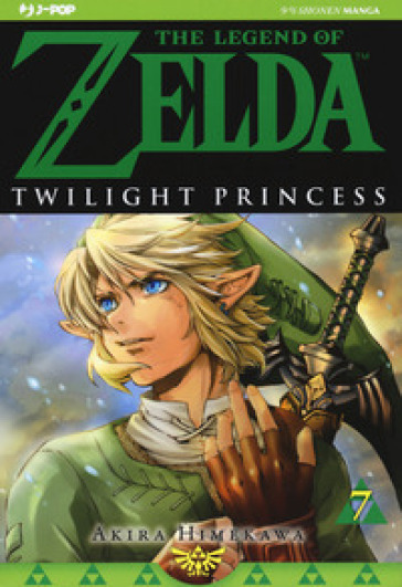 Twilight princess. The legend of Zelda. 7. - Akira Himekawa |
