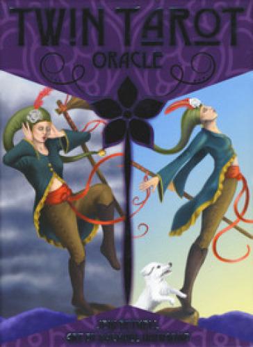 Twin tarot oracle. Con 44 carte - Jeni Bethell |