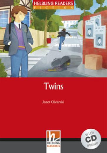 Twins.  Livello 3 (A2). Con CD Audio - Janet Olearski |
