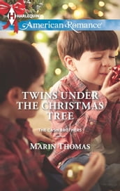 Twins Under the Christmas Tree (Mills & Boon American Romance) (The Cash Brothers, Book 2)
