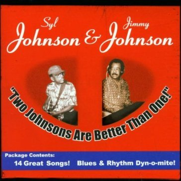 Two johnsons are better..