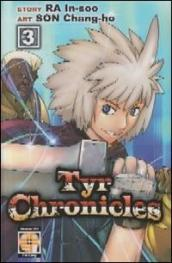 Tyr chronicles. 3.