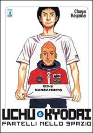 Uchu Kyodai. Fratelli nello spazio. 6.