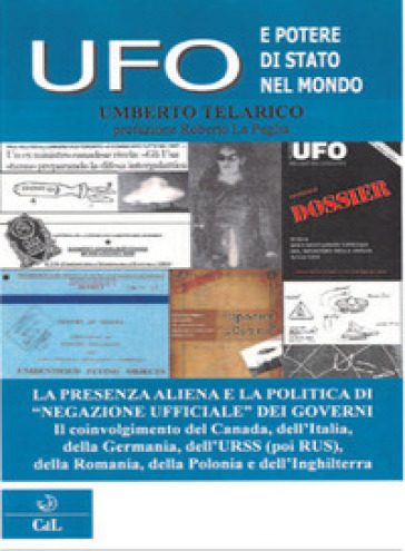 Ufo e potere di Stato - Umberto Telarico | Jonathanterrington.com