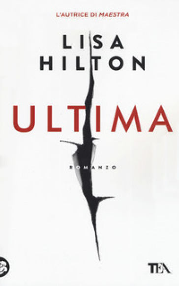 Ultima - Lisa Hilton | Rochesterscifianimecon.com