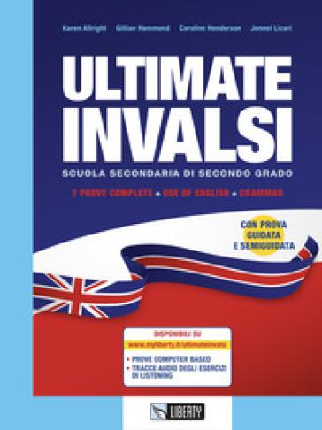 Ultimate INVALSI. Per le Scuole superiori - Karen Allright | Thecosgala.com