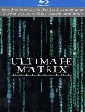 Ultimate Matrix collection (7 Blu-Ray)(4BRD+3DVD)