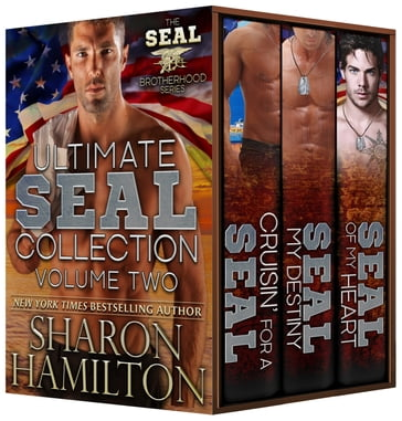 Ultimate SEAL Collection, Book Two
