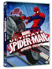 Ultimate Spider-man - Spider-tech - Stagione 01 Volume 01 (DVD)