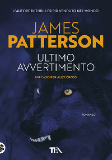 Ultimo avvertimento - James Patterson |