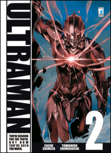 Ultraman. 2. - Eiichi Shimizu |