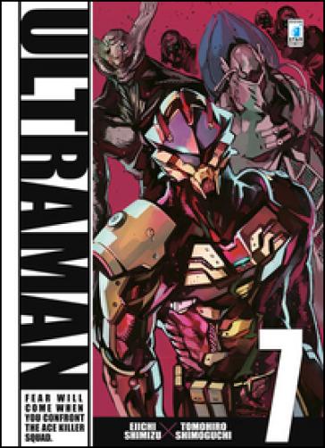Ultraman. 7. - Eiichi Shimizu  