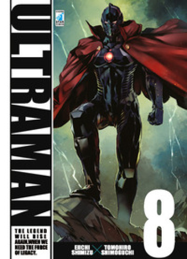 Ultraman. 8. - Eiichi Shimizu   Rochesterscifianimecon.com