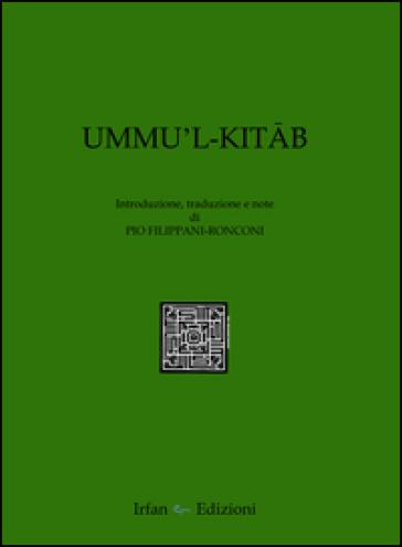 Ummu'l-kitab - P. Filippani-Ronconi pdf epub