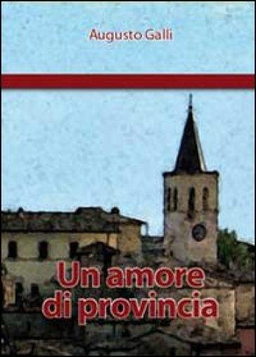 Un amore di provincia - Augusto Galli |