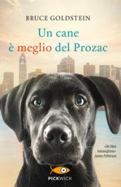 Un cane è meglio del Prozac