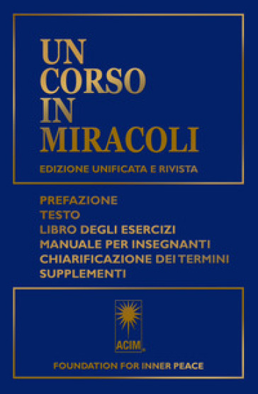 Un corso in miracoli - Richard Bartlett | Jonathanterrington.com