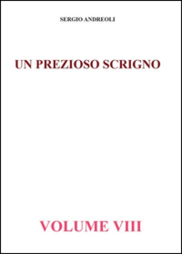 Un prezioso scrigno. 8. - Sergio Andreoli | Kritjur.org