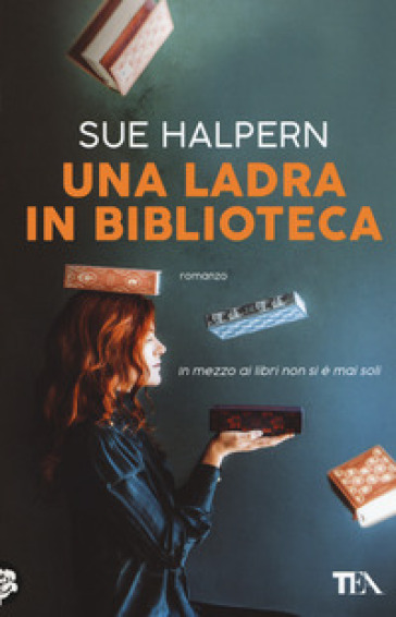 Una ladra in biblioteca - Sue Halpern   Thecosgala.com