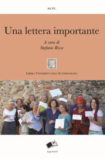 Una lettera importante - S. Risse |