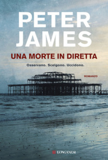 Una morte in diretta - Peter James |