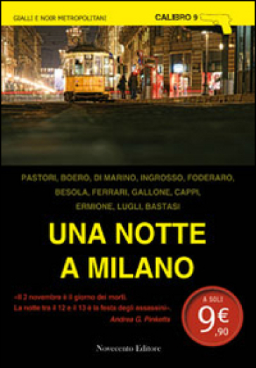 Una notte a Milano - A. C. Cappi  