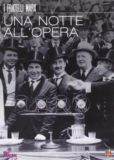Una notte all'opera (DVD)