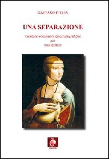 Una separazione - Gaetano D'Elia |