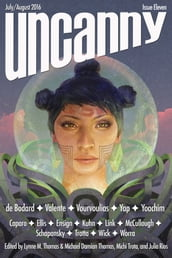 Uncanny Magazine Issue 11