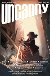 Uncanny Magazine Issue 32