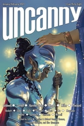 Uncanny Magazine Issue 38