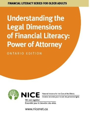 Understanding the Legal Dimensions of Financial Literacy: Power of Attorney