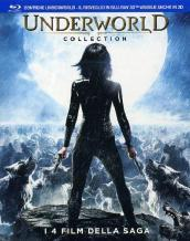 Underworld - Collection (4 Blu-Ray)