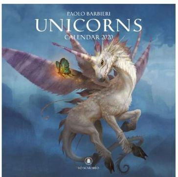 Unicorns - Calendario 2020