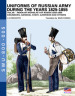 Uniforms of Russian army during the years 1825-1855. Ediz. illustrata. 5: Engineers, General staff, Garrison and others