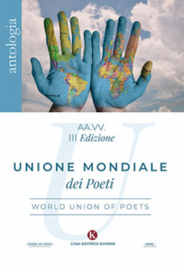 Unione mondiale dei poeti 2020-World union of poets 2020