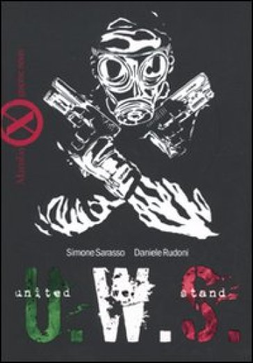 United we stand. Graphic novel