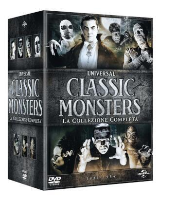Universal Classic Monsters Box Set (7 Dvd)