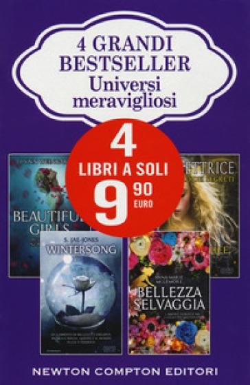 Universi meravigliosi: Beautiful girls-Wintersong-Bellezza selvaggia-La lettrice. Il libro dei segreti - Lynn Weingarten | Ericsfund.org