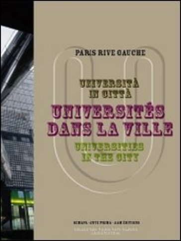 Università in città-Universités dans la ville-Universities in the city
