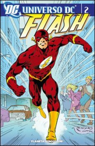 Universo Dc. Flash. 2.