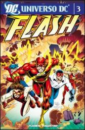 Universo Dc. Flash. 3.
