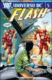 Universo Dc. Flash. 5.