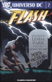Universo Dc. Flash. 7.